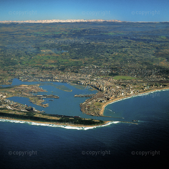DURBAN TO THE DRAKENSBERG, SOUTH AFRICA.