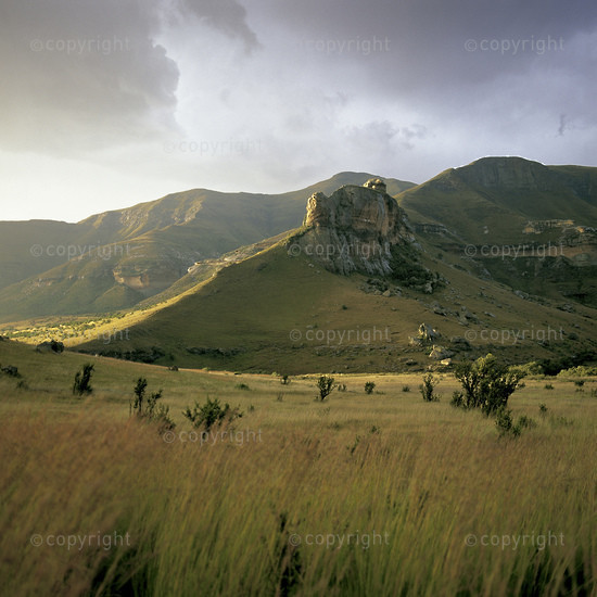 GOLDEN GATE, FREE STATE, SOUTH AFRICA