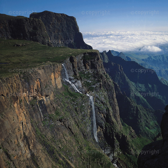 uThukela Falls, Drakensberg
