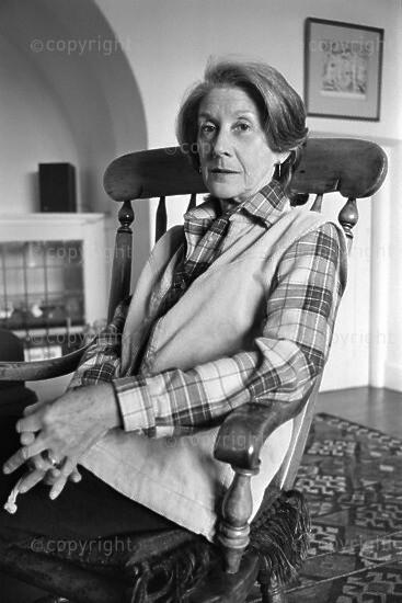 Nadine Gordimer, South African Novelist