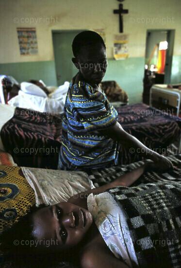 AIDS, Uganda