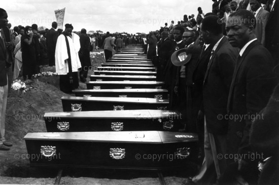 Sharpeville Funeral