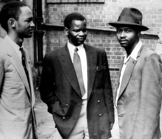 Oliver Tambo: Treason Trial