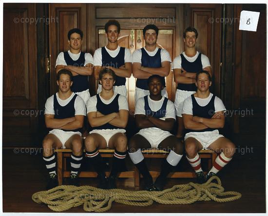 West House Tug 'O War Team of 1990