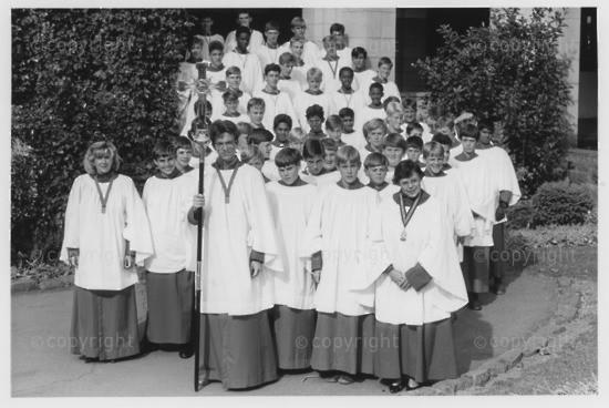 Choir of 1990