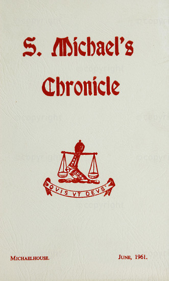 S. Michael's Chronicle 1961