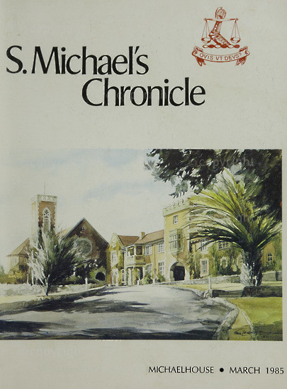 S. Michael's Chronicle March 1985