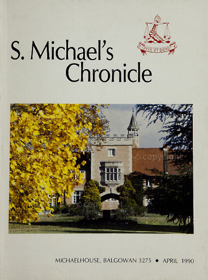 S. Michael's Chronicle April 1990
