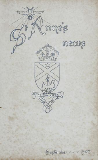 St. Anne's Diocesan College Magazine