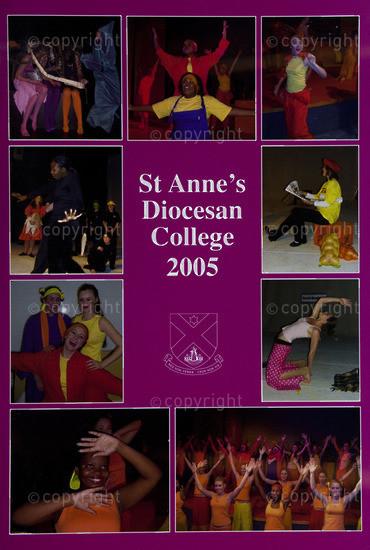 St Anne's Diocesan College School Magazine 2005