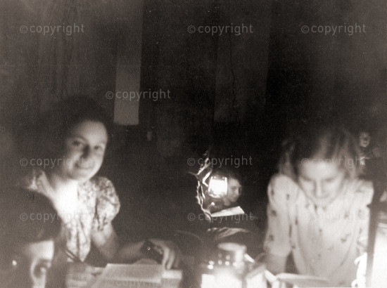 Matric study - lights fused!
