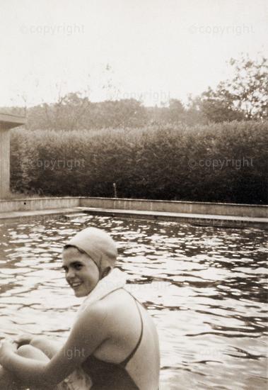 Bathing Belles - Meg