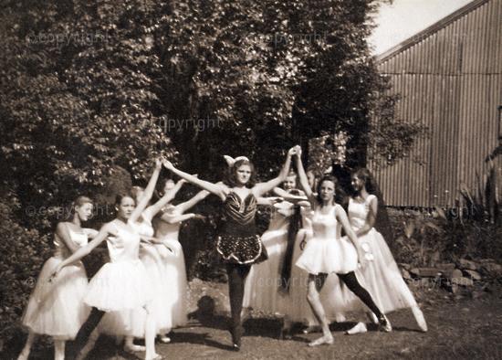 Ballet - senior class