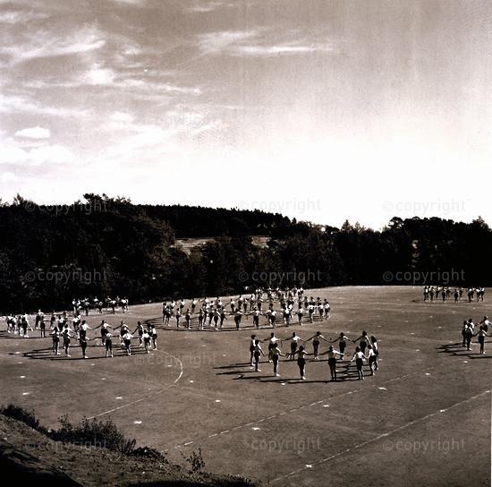 Gym Display 1950