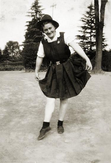 Sixth Form picnic before Matric: Elizabeth Paton