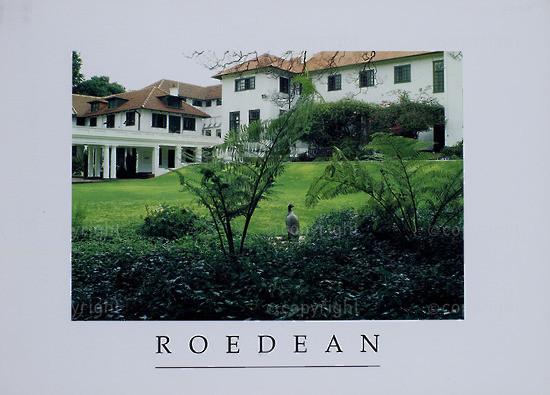 Marketing Pack/ Prospectus, Roedean School (S.A.), 2000.