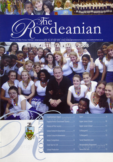 The Roedeanian 2008