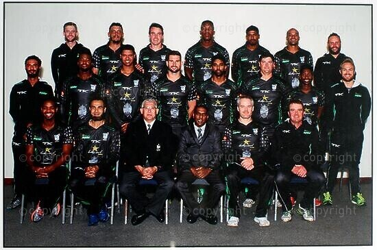 Hollywoodbets Cricket Team CSA T20 Challenge 2016/2017