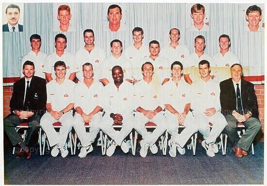 Natal Cricket Team, 1995/1996