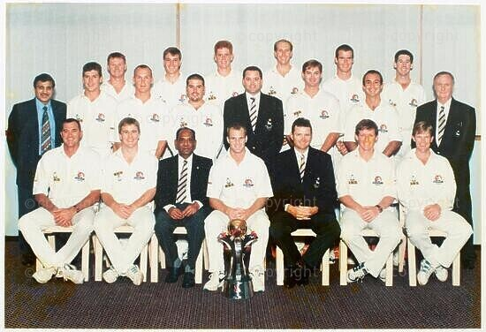 Natal Cricket Team 1996/1997 Winners, Supersport Series and Standard Bank Cup