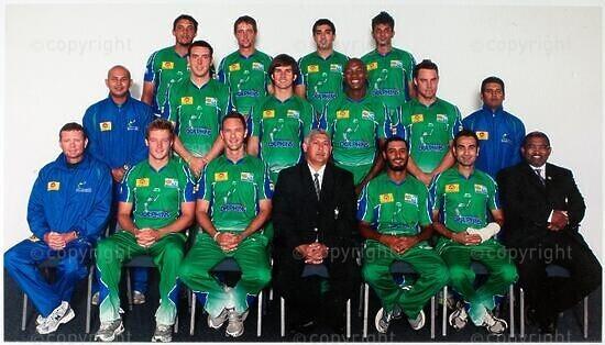 KwaZulu-Natal Nashua Dolphins Cricket Team, MTN40 2010-2011