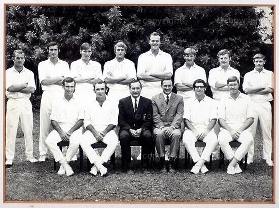 Natal Cricket Team, 1970-71