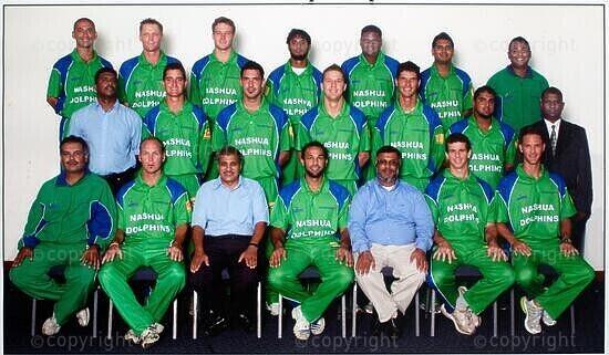 Kwazulu-Natal Nashua Dolphins Cricket Team, MTN Domestic Championship, 2007-2008