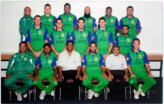 The Nashua Dolphins MTN/ Standard Bank Squad 2008/2009