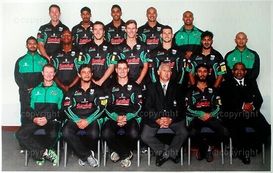Sunfoil Dolphins Cricket Team, Momentum One Day Cup 2012/2013