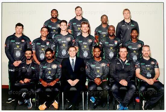 Sunfoil Dolphins Cricket Team, Ram Slam T20 Challenge 2017/2018