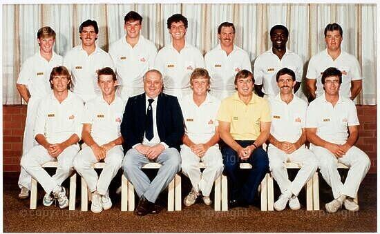 Natal Cricket Team, 1988/1989
