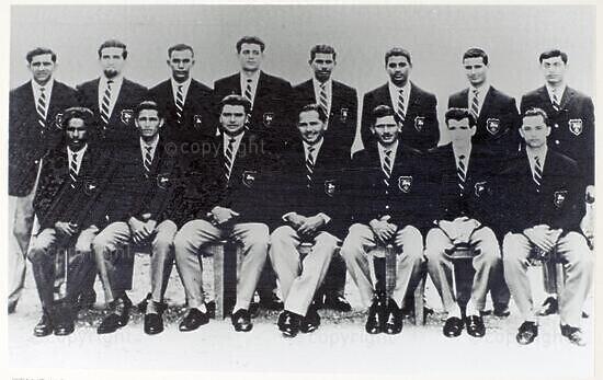 Natal Cricket Board Team, 1963/64