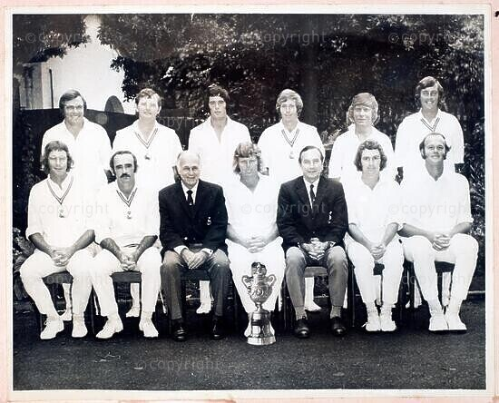 Natal Cricket Team, Winners of S.A.B Currie Cup, 1973/1974