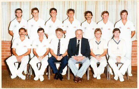 Natal Cricket Team, 1987/88