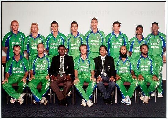 KwaZulu Natal Nashua Dolphins Cricket Team, Standard Bank Cup 2005-2006