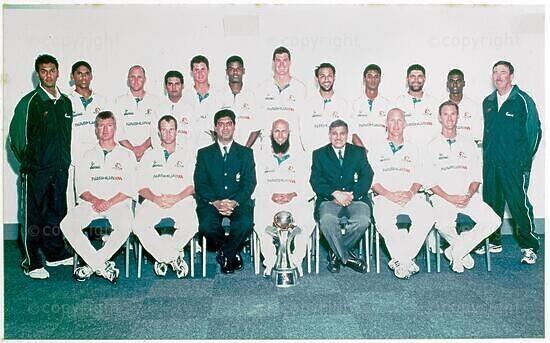 KwaZulu-Natal Cricket Team, 2004-2005, Joint Winners Supersport Series