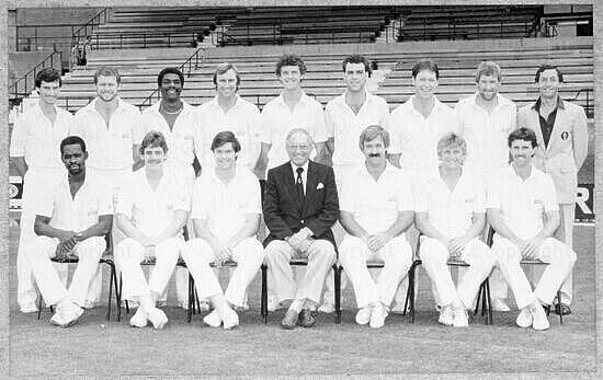 Natal Cricket Team, 1984/1985