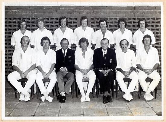 Natal A Currie Cup Team, 1974/1975, Winners Gillette Cup