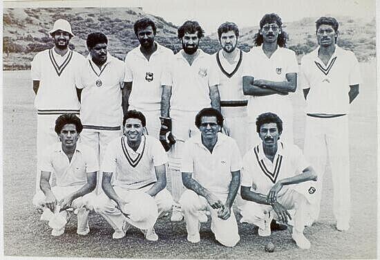 Natal Cricket Board, 1989-90