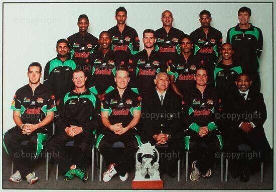 Sunfoil Dolphins Cricket Team, Ram Slam T20 Challenge 2013/2014 (Champions)