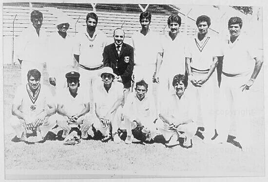 Natal Cricket Board, 1984-85