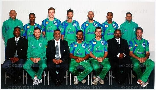 KwaZulu-Natal Nashua Dolphins Cricket Team, Standard Bank Cup 2009-2010