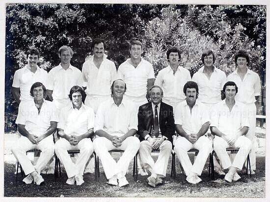 Natal A Castle Currie Cup Team, 1978/1979