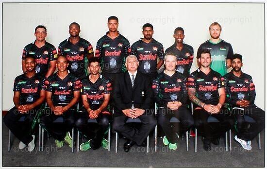 Sunfoil Dolphins Cricket Team, Ram Slam T20 Challenge 2015/2016