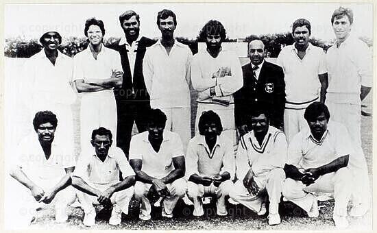 Natal Cricket Board Team, 1981/82