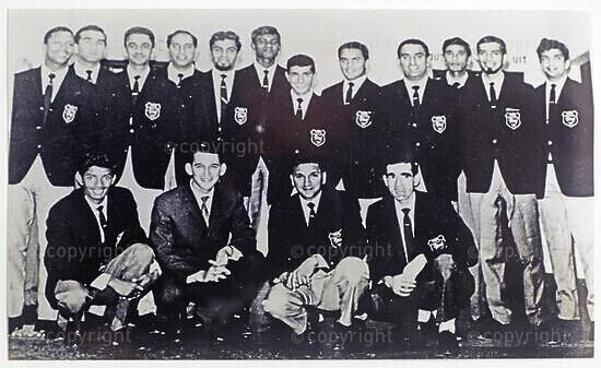 Natal Cricket Board Team, 1967/68