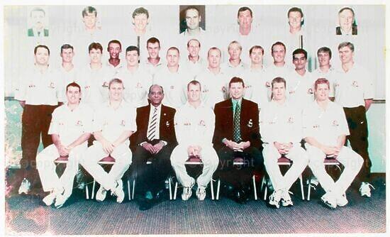 Natal Cricket Union, 1997/1998