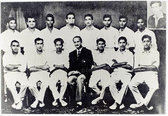 Natal Cricket Board Team, 3rd SACBOC Interprovincial Tournament, Durban 1966