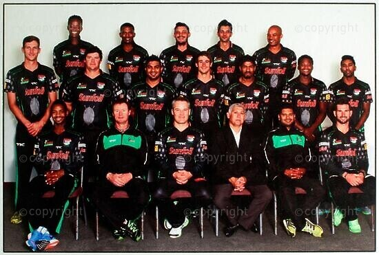 Sunfoil Dolphins Cricket Team, Momentum One Day Cup 2014/2015