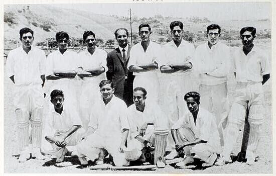Natal Cricket Board Team, 1964/65